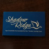 Shadow Ridge Assisted Living Home