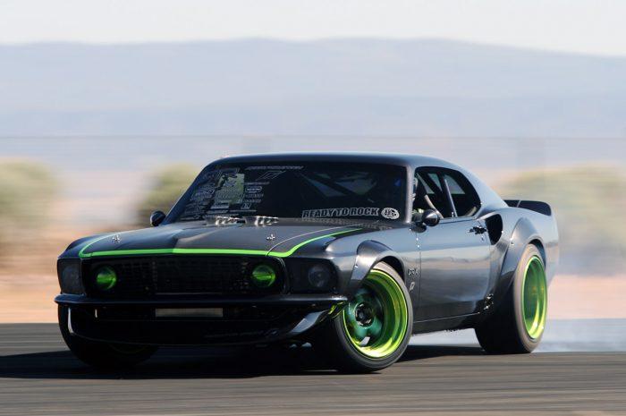 19969 Mustang RTR-X