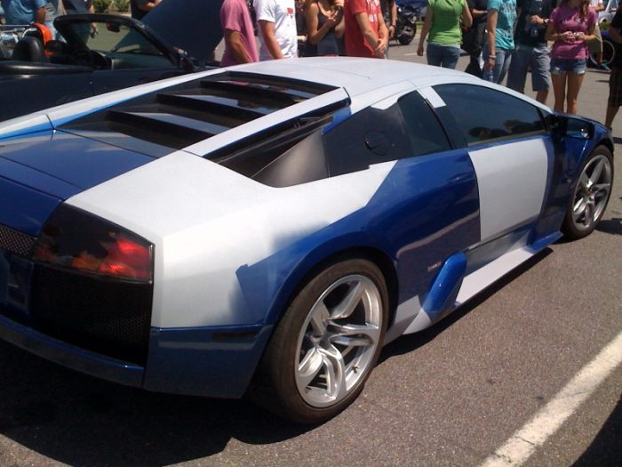Buyer's Guide to Purchasing Salvage Lamborghini
