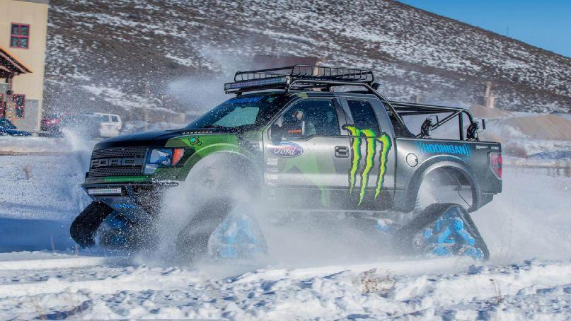 Ford F150 Hoonigans Raptor TRAX