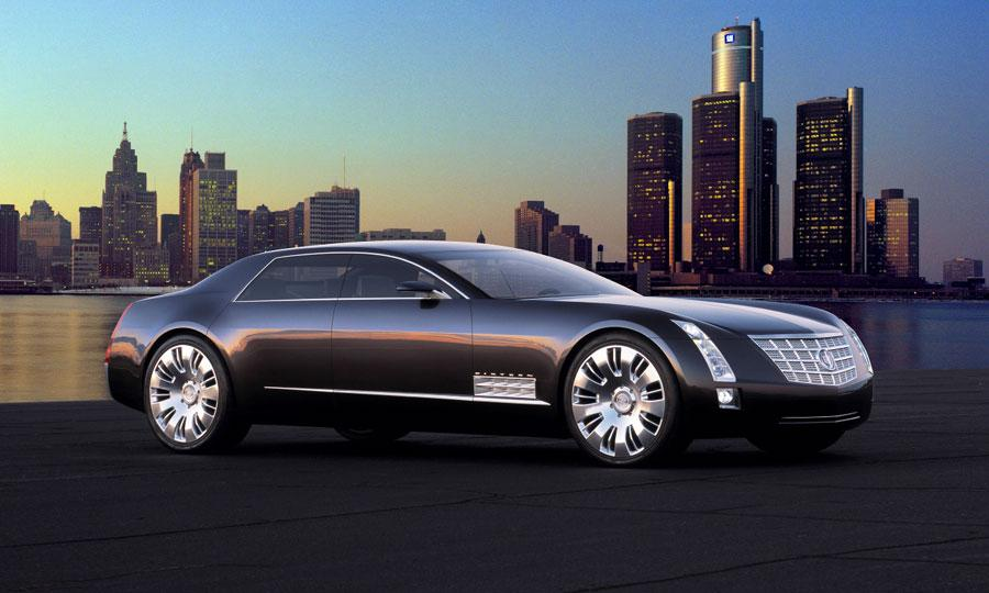 Cadillac Sixteen Production?