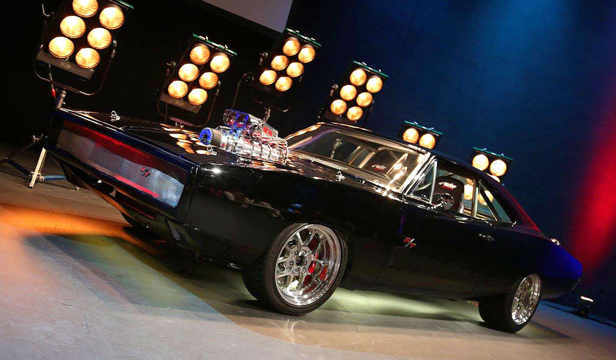 Dom S 1970 Dodge Charger Rt Has Always Been Fast Furious Autowise