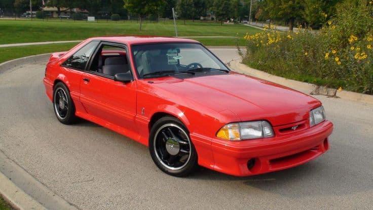 Ford Mustang Cobra R