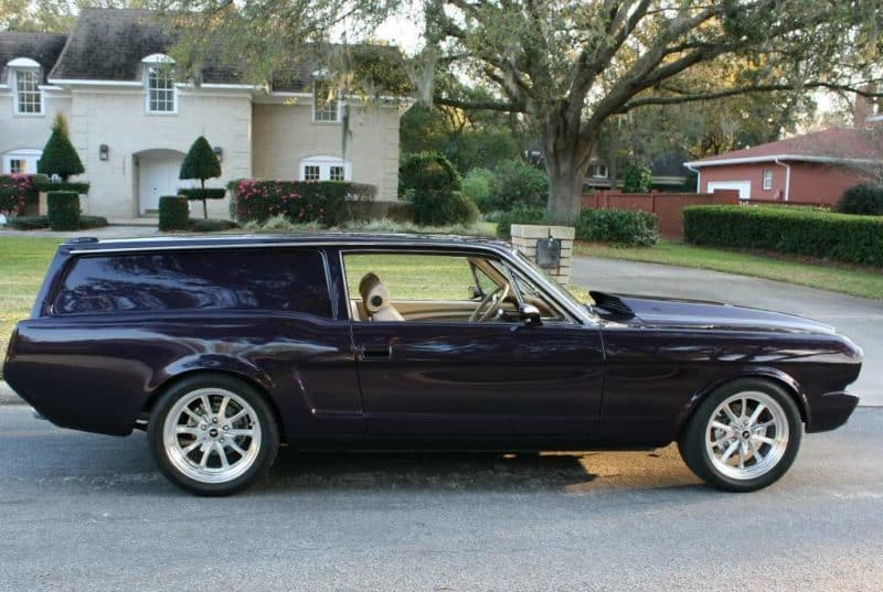 Intermeccanica Mustang Wagon