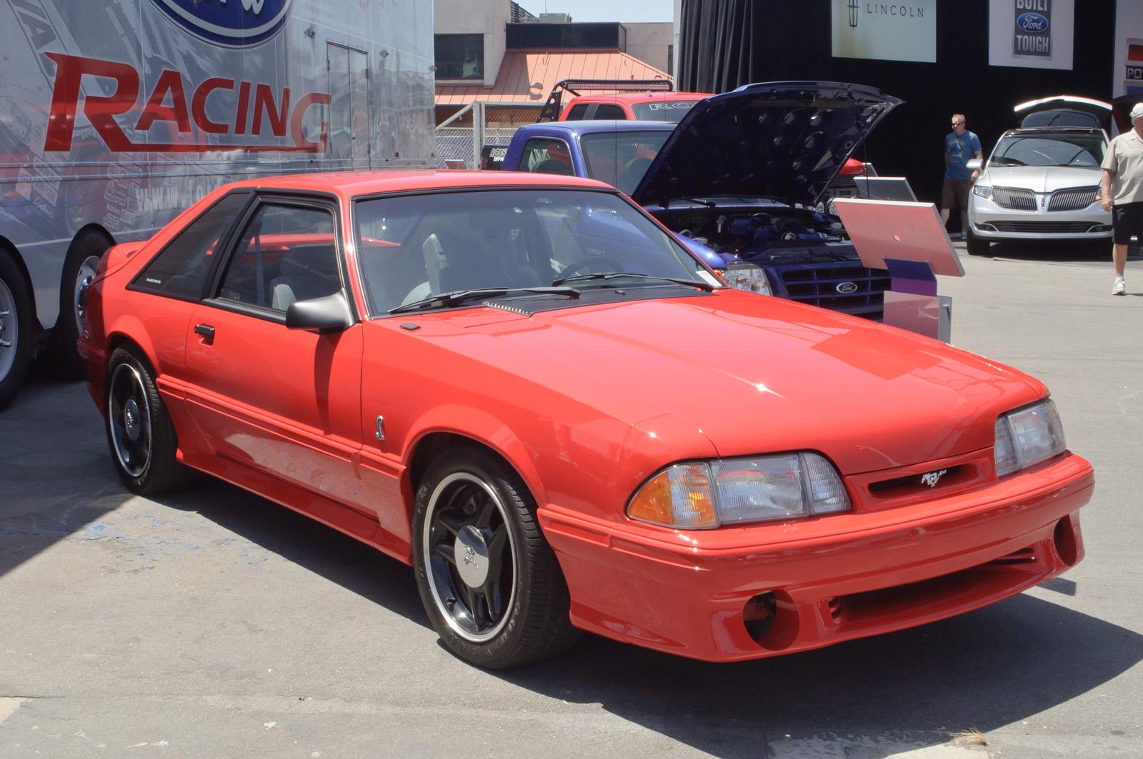 1993 Mustang Cobra R