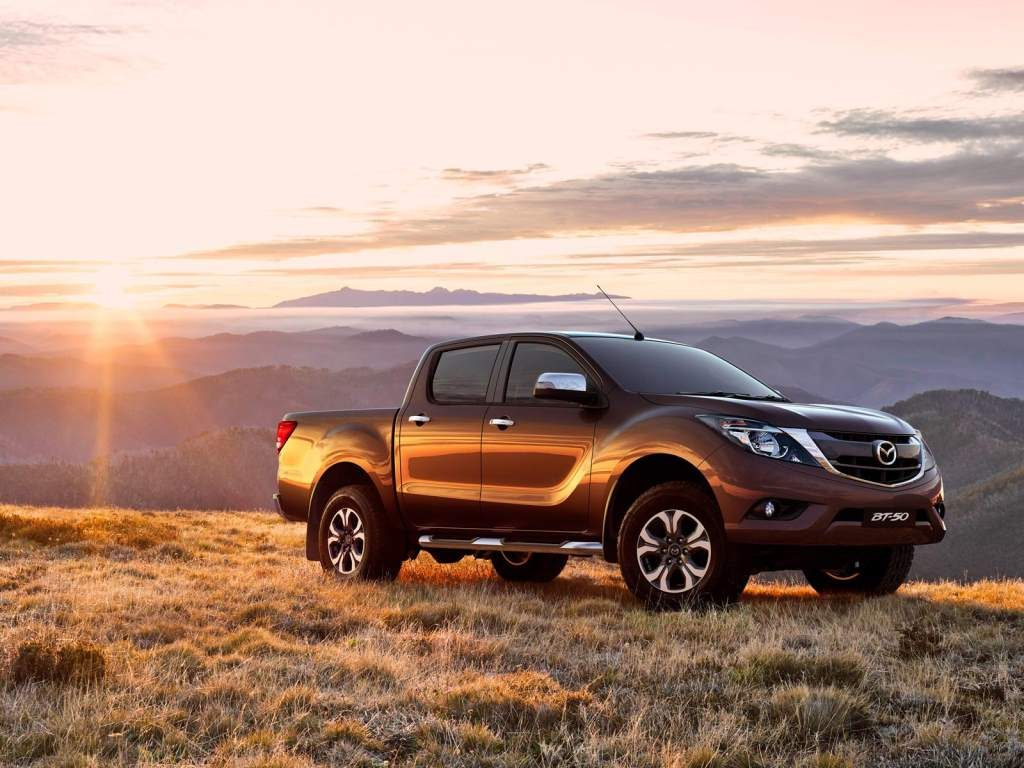 Mazda BT-50 US Market Never Happening