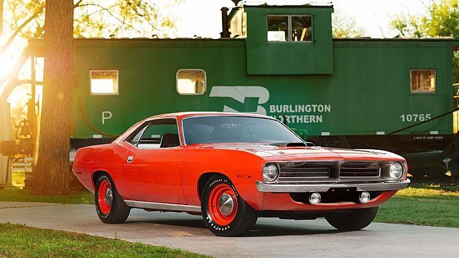 1970 Chrysler Hemi