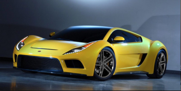 Saleen Automotive 3