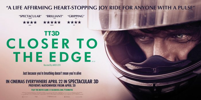 Great Motorcycle Documentary Films - TT3D
