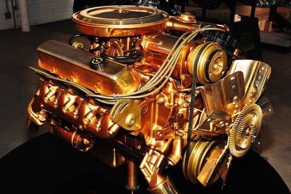 Cadillac 500 Biggest Car Engine