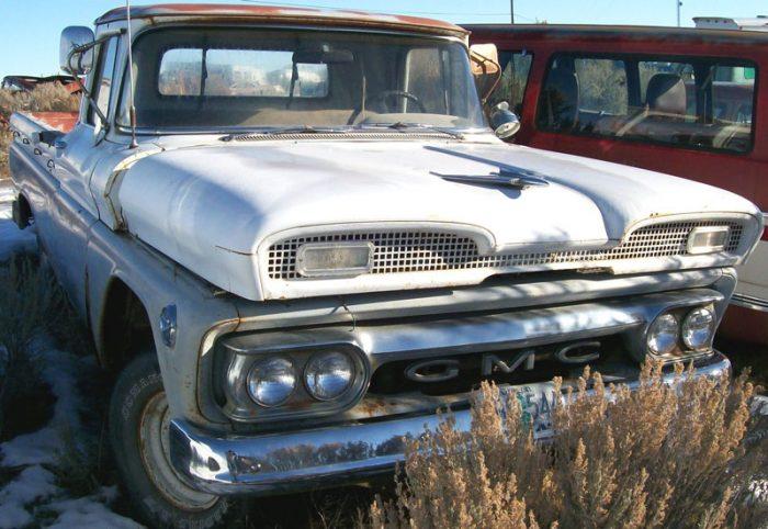 Ugly Trucks - 1961 GM Pickup