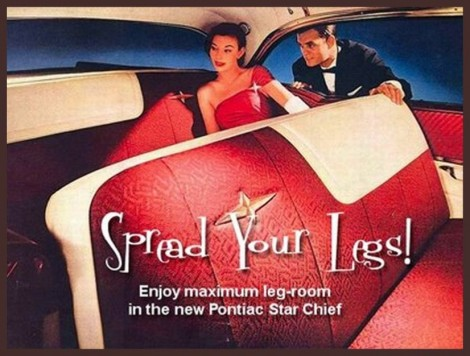 Pontiac Star Chief Sexist Ad