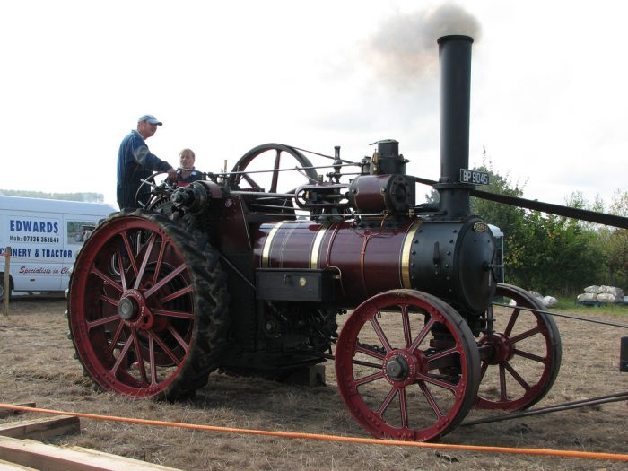 The Steam Engine Was The Most Important Of Automotive Innovations
