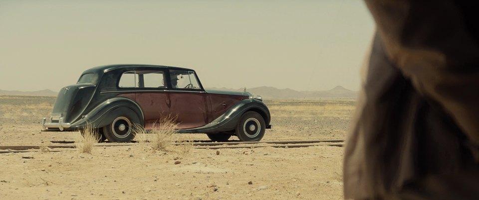 james bond cars- rolls royce
