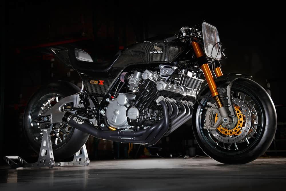 Honda CBX1000 Custom 10