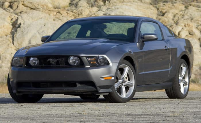 Ford Mustang 5th Gen