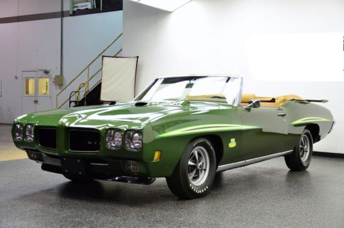 Classic Convertibles - Pontiac GTO Judge