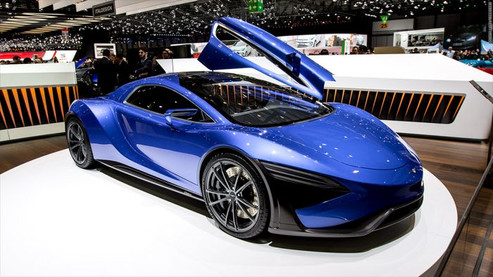 The Techrules GT96 Claims To Be The Fastest 0 60 Car