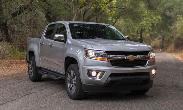 15 Used Pickup Trucks You Should Avoid At All Cost Chevy Colorado