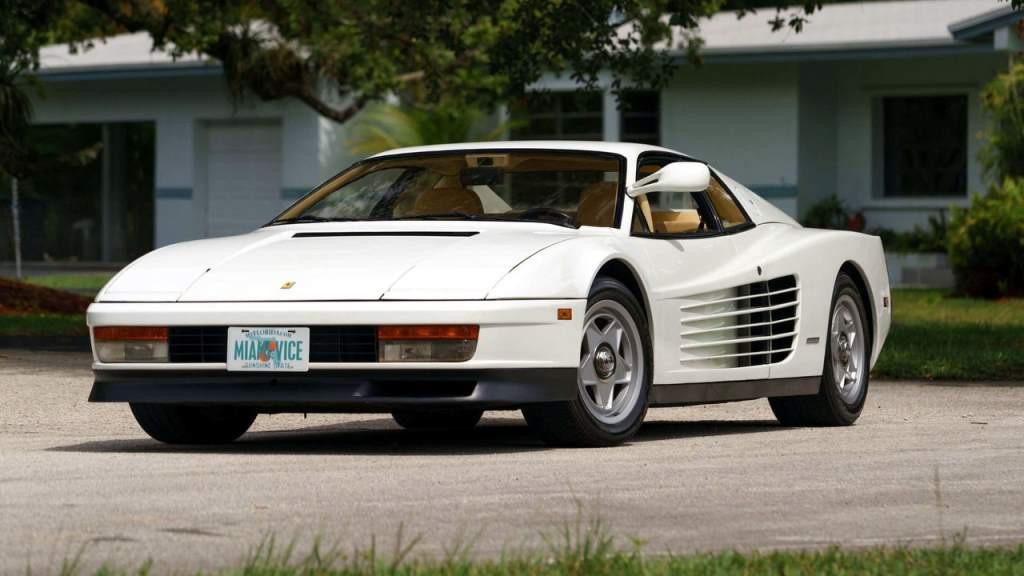 Miami Vice Testarossa for sale