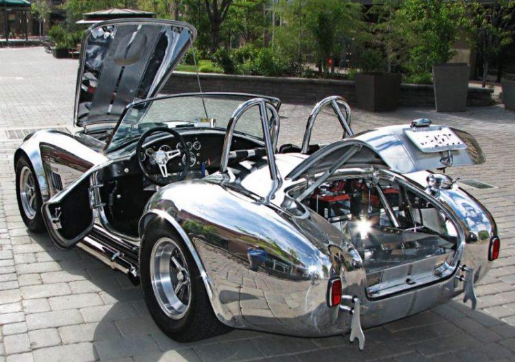 Kirkham Motorsports Shelby Cobra