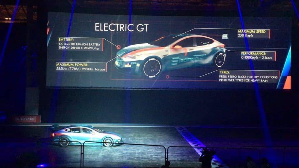 Tesla Model S P100D Horsepower, Torque, And Speed 1