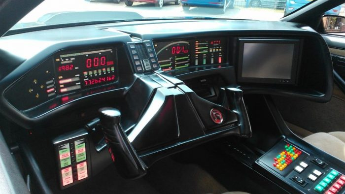 KITT Digital Car Gauges