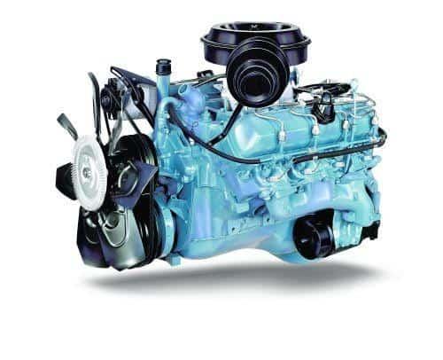 Oldmosbile Diesel Engine