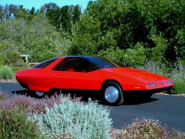 Ghia Car Concepts - Ford Probe I