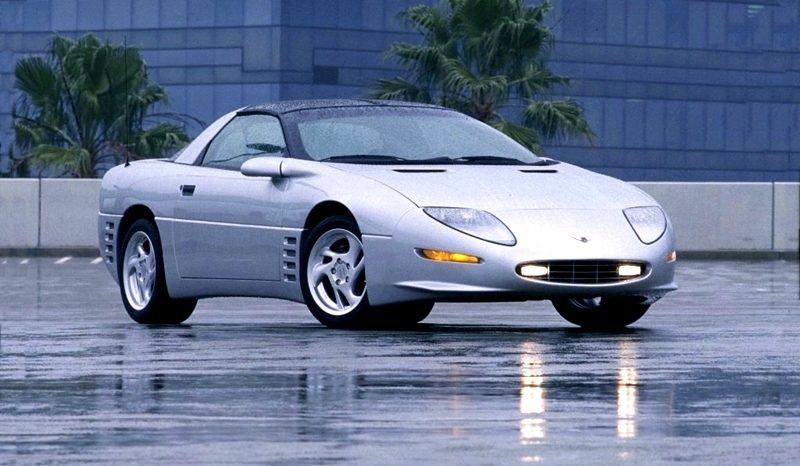 1994 Callaway C8 SuperNatural Camaro