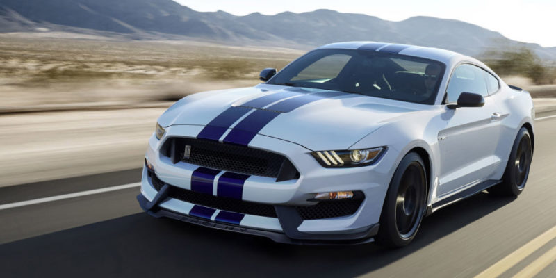 Ford Mustang Shelby GT350R/GT350
