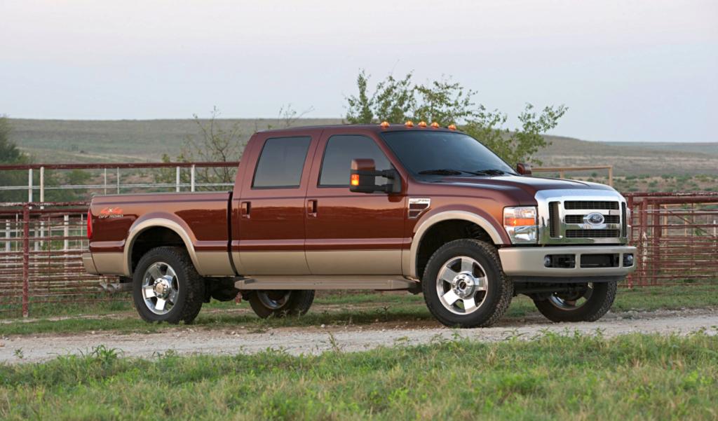 best diesel trucks