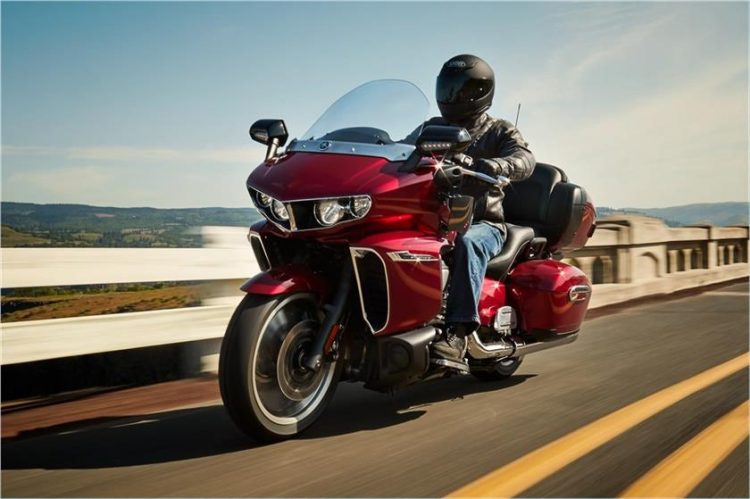 Yamaha Star Venture - New Yamaha Touring Bike 9