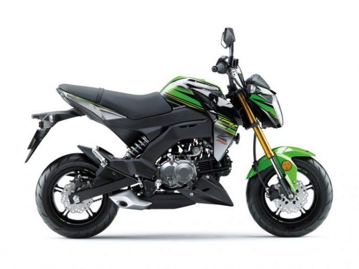 2018 Kawasaki Z125 Pro KRT 2