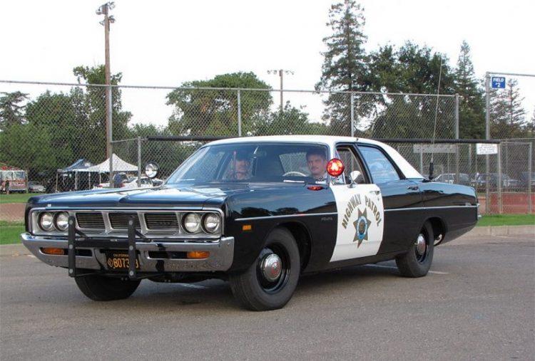 Coolest Cop Cars Ever - Dodge Polara