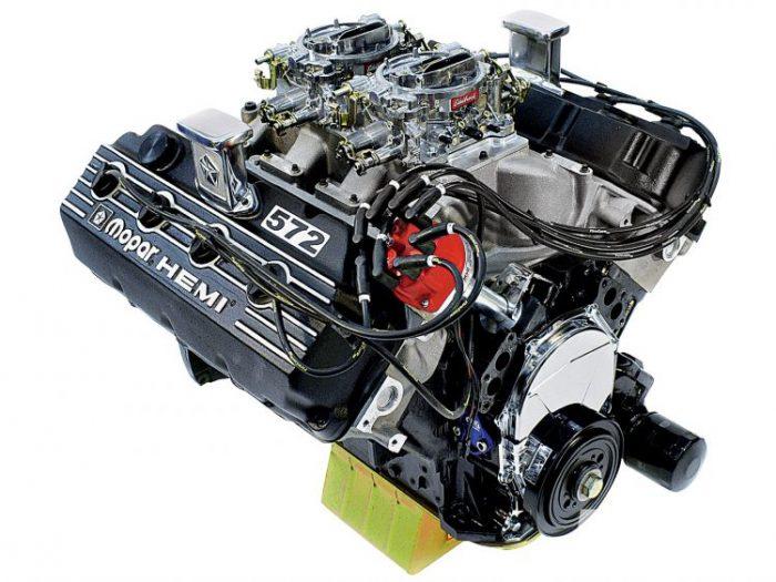 572 Hemi Mopar Crate Engines