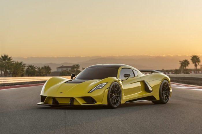 venom f5 - the fastest car in the world?