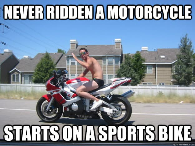 Used Motorcycles For New Riders