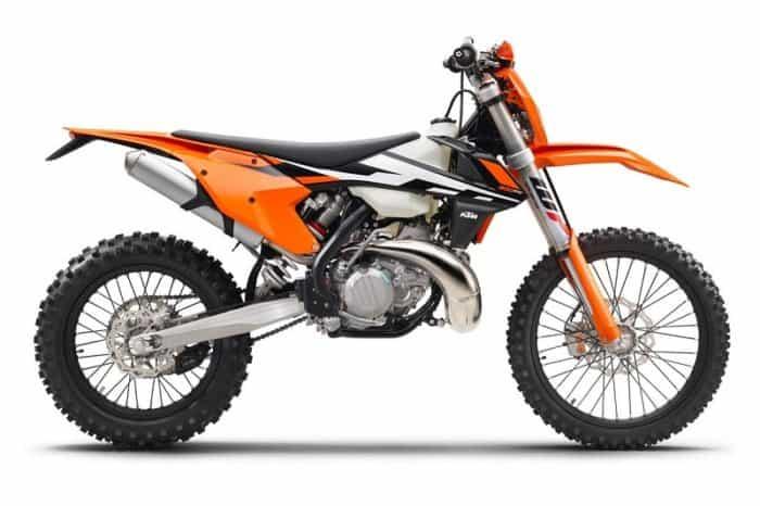 KTM 300 EXC Side Shot
