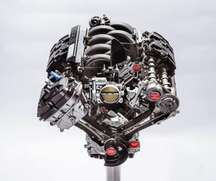 Ford 5.2L Voodoo V8