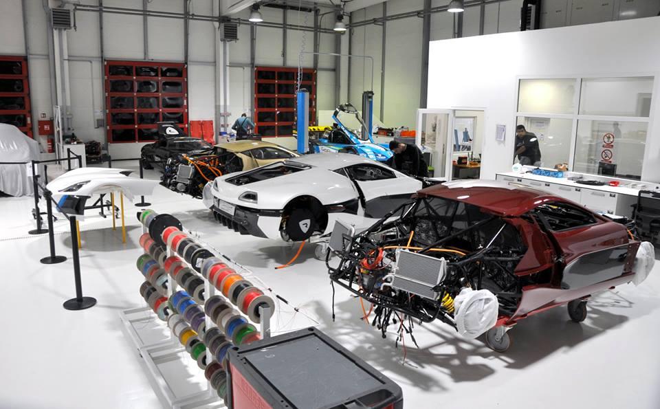 DOK-ING Electric car manufacturer