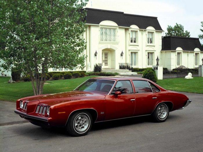 1973-1975 Grand Am - Classic Pontiac Models