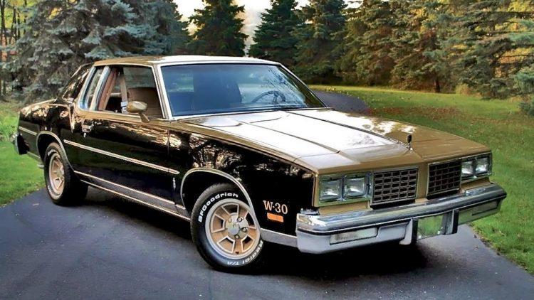 Classic Oldsmobile - 1980 442 W30