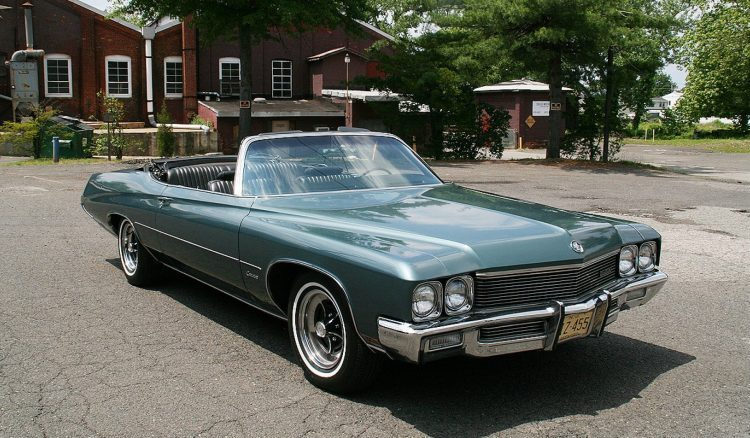 Classic Buick Cars - 1971-1973 Centurion