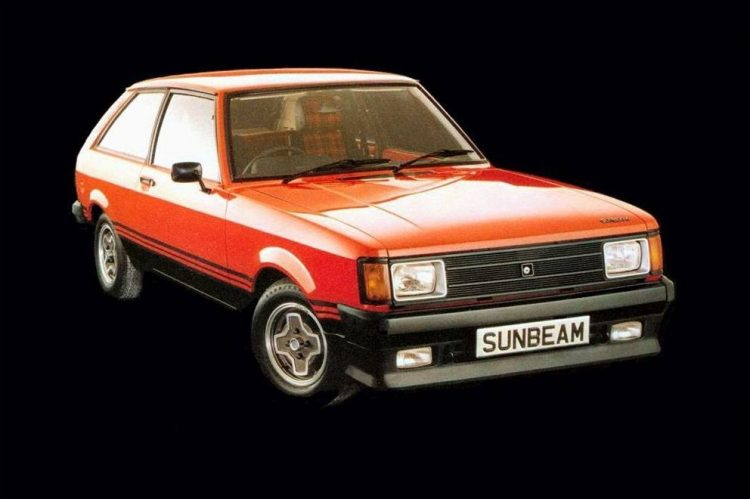Chrysler Classic - 1977-1979 Sunbeam