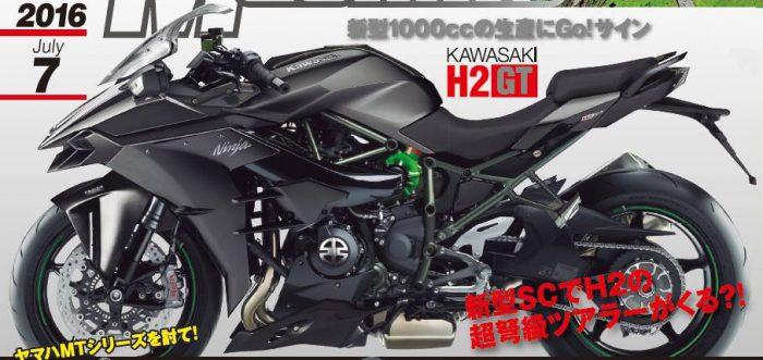 Kawasaki Ninja H2 GT 5