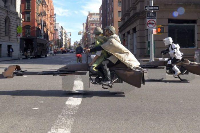 Star Wars Speeder Bike - Lithium Cycles