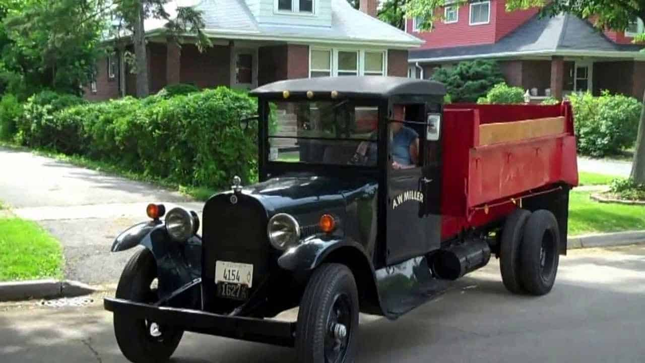 Our history of the Dodge dually includes the 1925 Dodge dually.