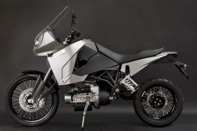 TRACK 800cdi Diesel Motorcycle