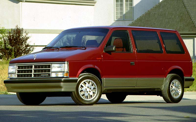 Dodge Caravan Turbo
